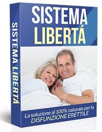 Sistema Libertà Per La Disfunzione Erettile